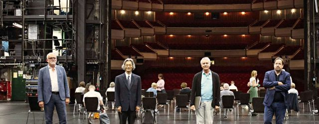 Die ersten Monate der Saison 20/21 beim Hamburg Ballett
