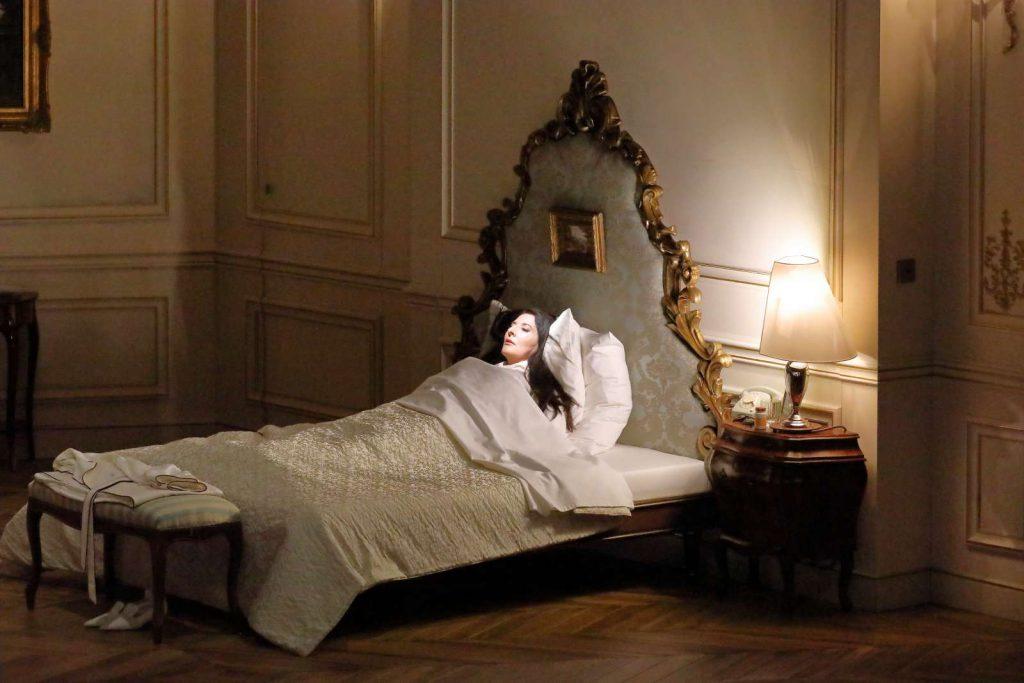 """""""7 Deaths of Maria Callas"""" von und mit Marina Abramovic"""