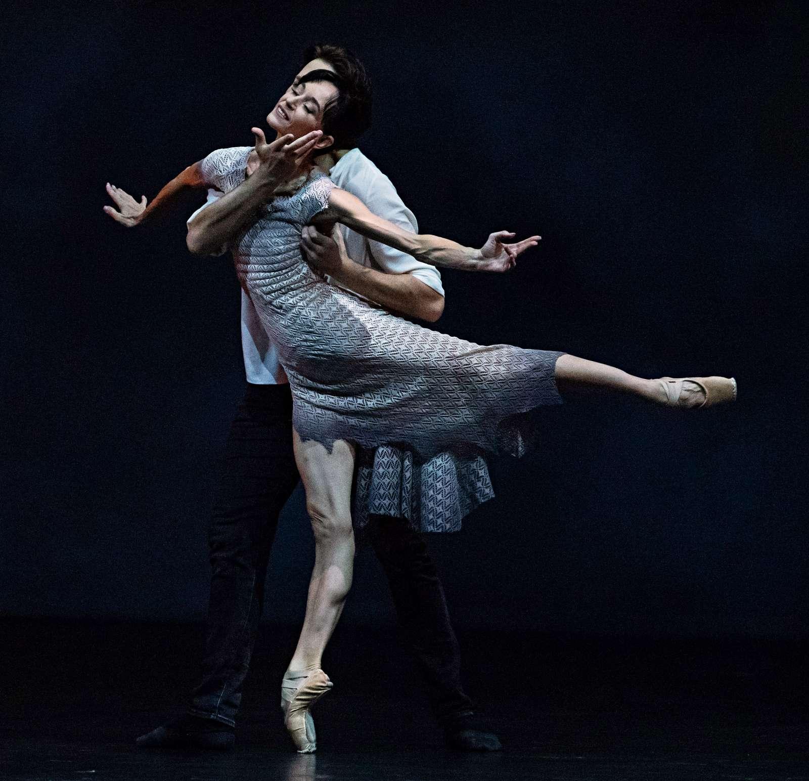 Innigkeit und Liebestanz - ballett-journal
