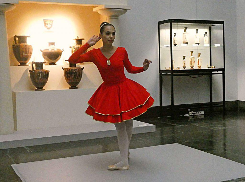 """""""Vogeltanz"""" - """"Vogel, tanz!"""" von Rubinsohn mit Katherina Markowskaja"""