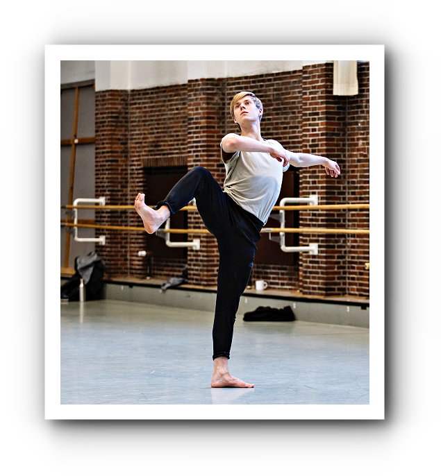 World Ballet Day 2020 mit Edward Watson