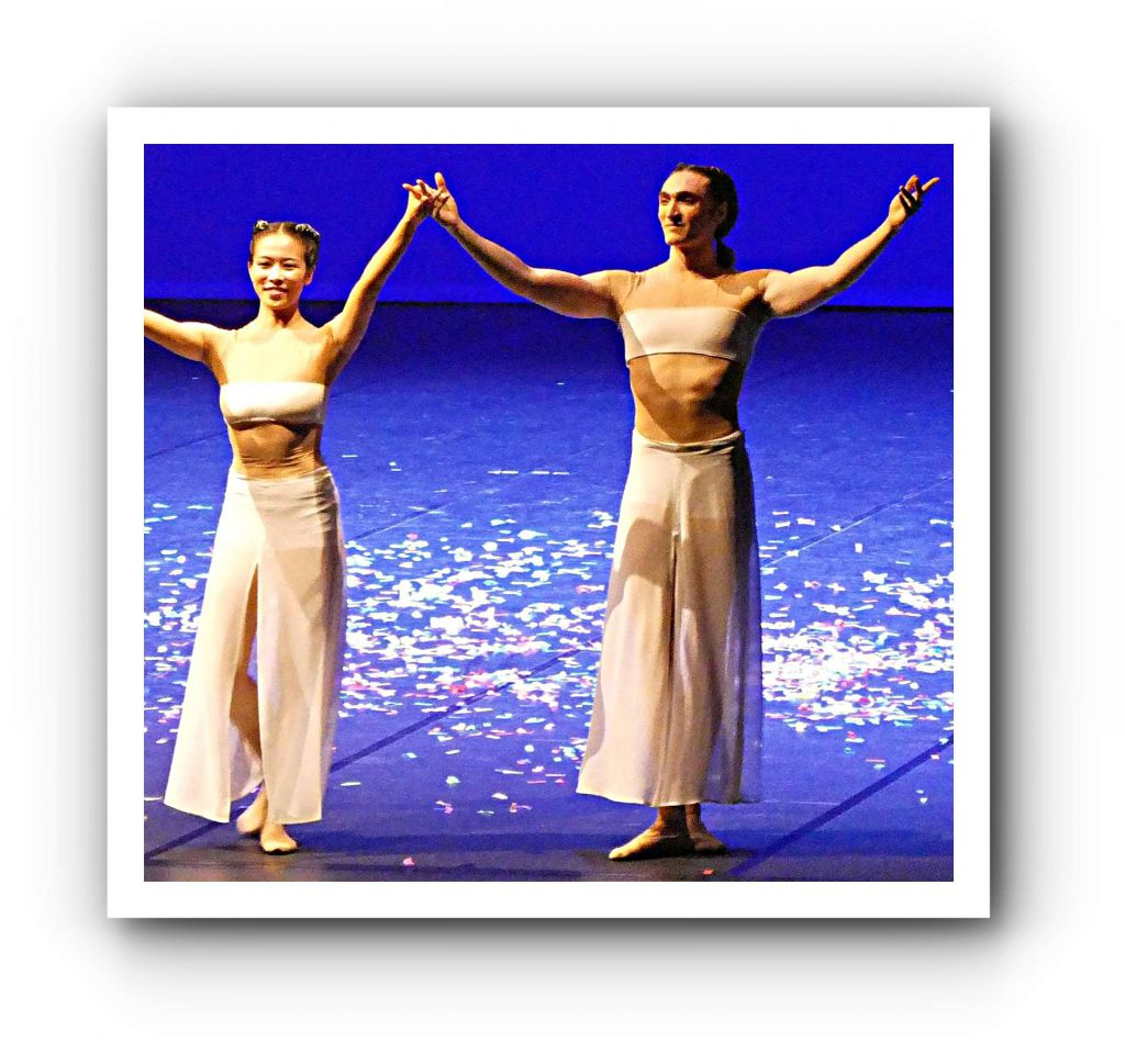 """""""Abstand"""" von Xin Peng Wang beim Ballett Dortmund"""