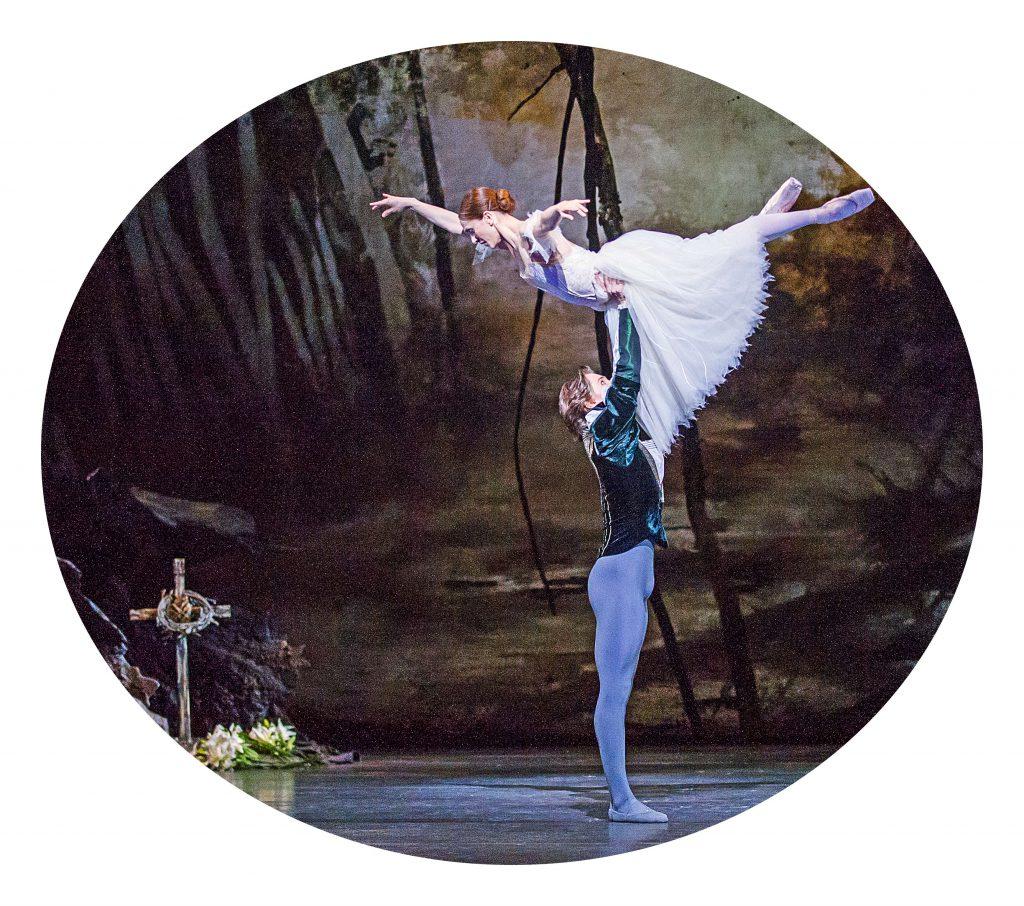 """""""Giselle"""" tanzt im Kino 2020"""