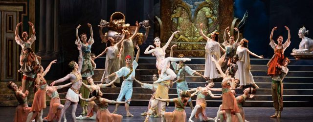 Ballett zu Weihnachten 2020 findet online statt