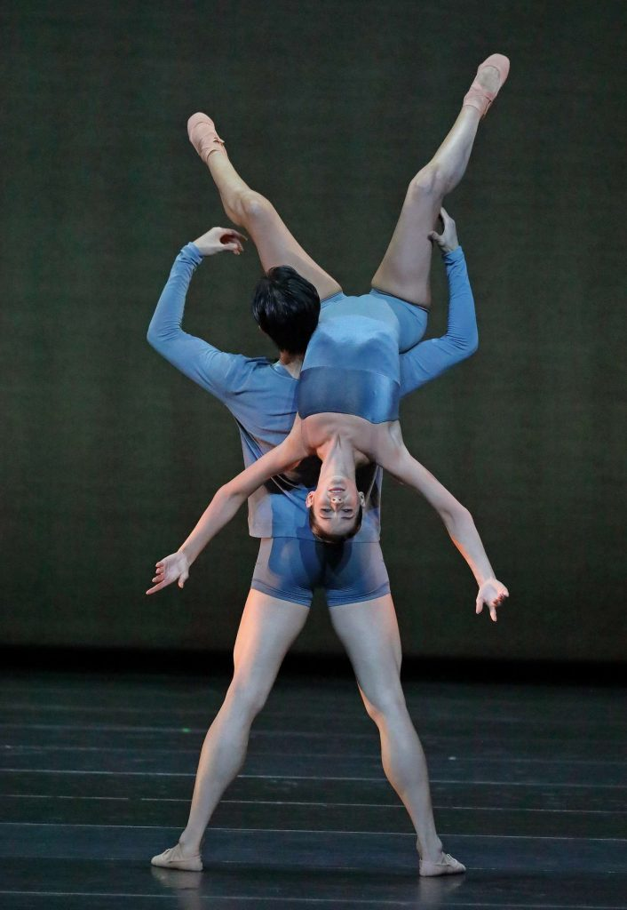 """""""Paradigma"""" ist ein gemischter moderner Ballettabend in München"""