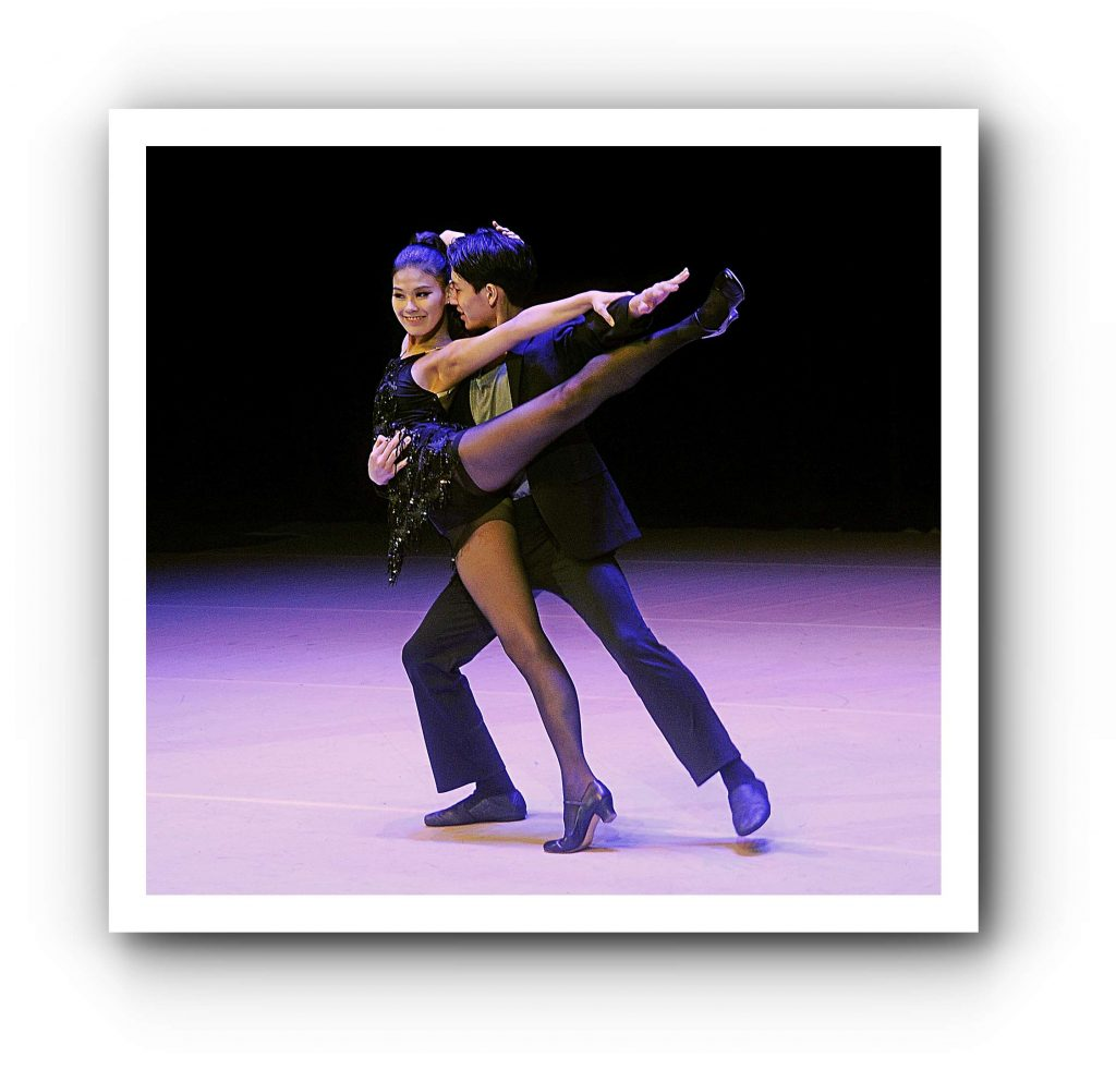 Der Tanzolymp geht online