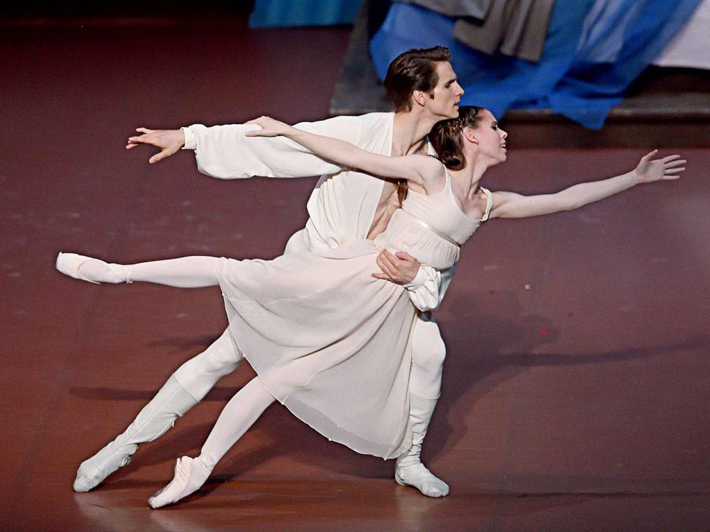 """""""Romeo und Julia"""" sind das beliebteste Ballettliebespaar"""