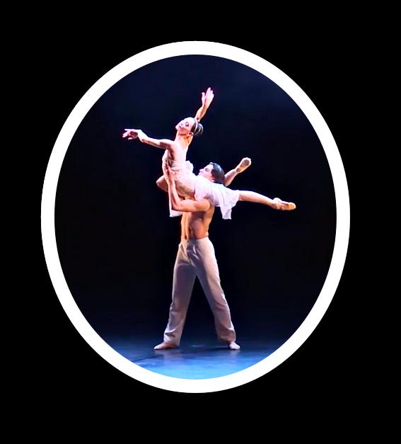 """""""Die göttliche Komödie """" als Ballett von Xin Peng Wang"""
