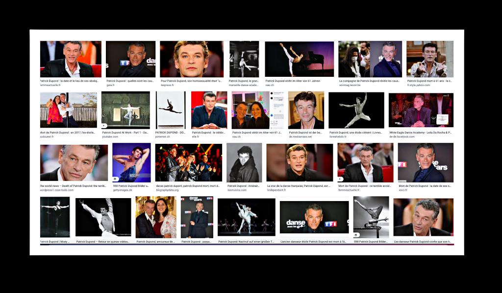 Patrick Dupond und Ismael Ivo, zwei Stars des Tanzes starben schon 2021