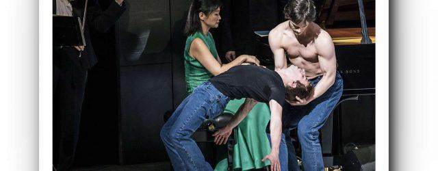 """Magische Zeichen und furiose Tänze beim Hamburg Ballett: mit dem """"Beethoven-Projekt II"""" von John Neumeier"""