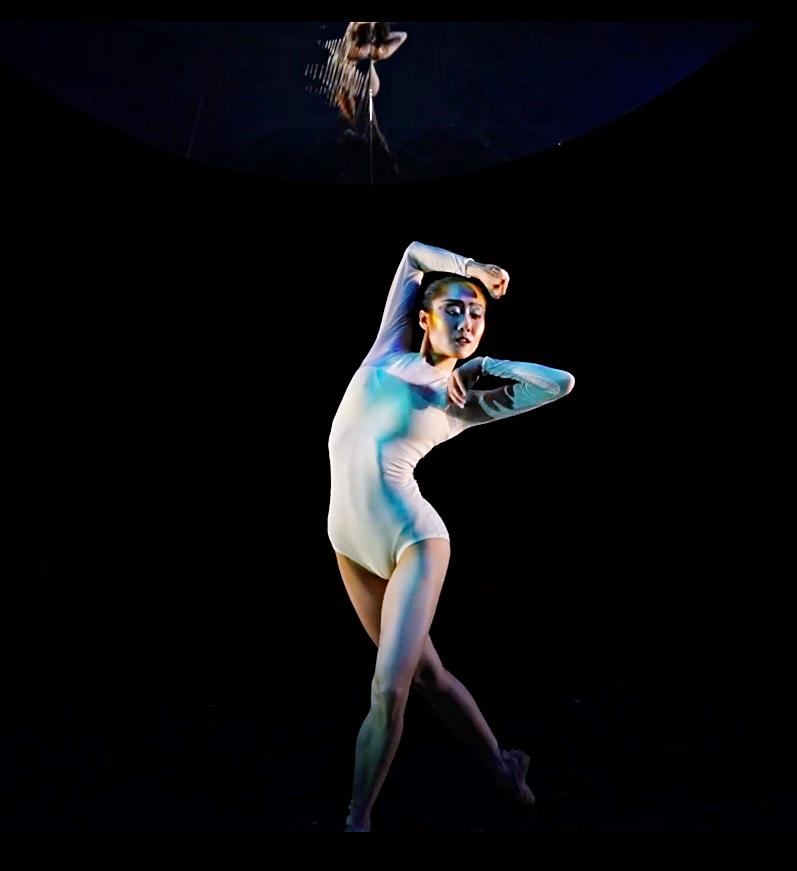 """""""Die göttliche Komödie III: Paradiso"""" von Xin Peng Wang beim Ballett Dortmund"""