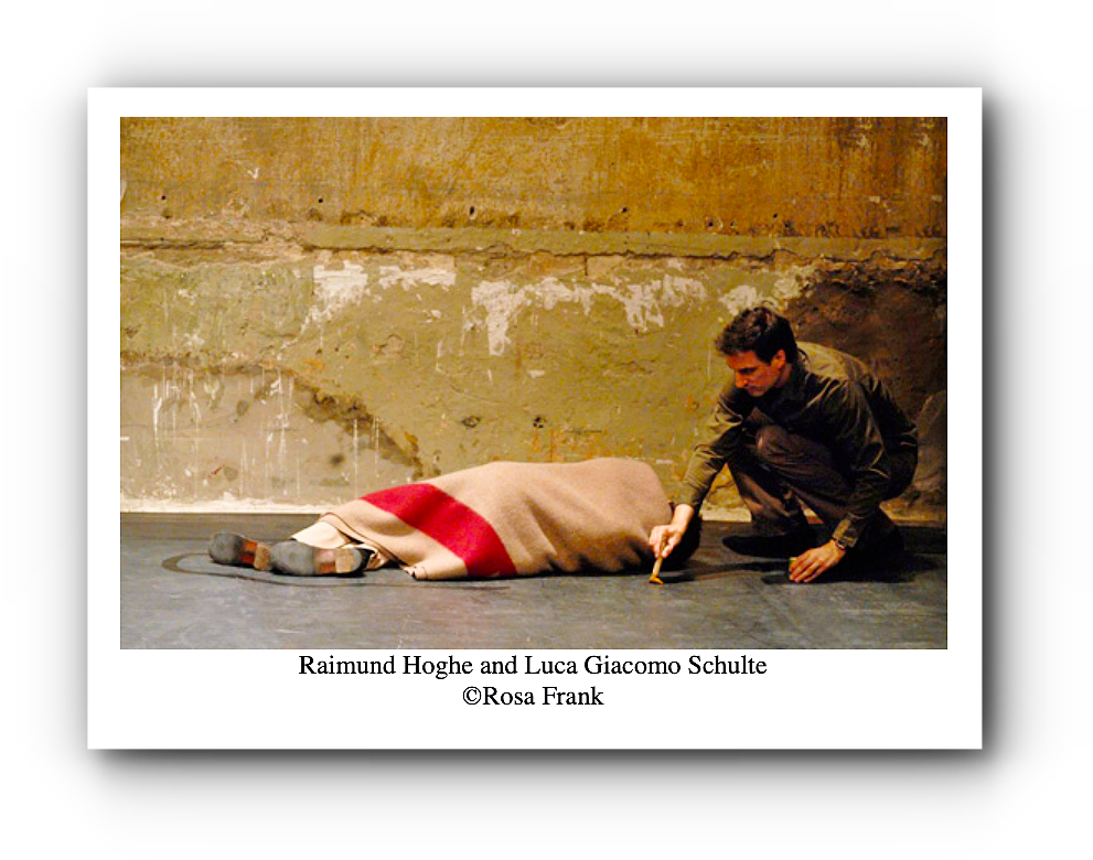 Raimund Hoghe verstarb