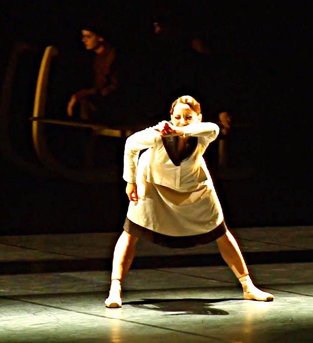 """""""Der Zauberberg"""" von Xin Peng Wang beim Ballett Dortmund"""
