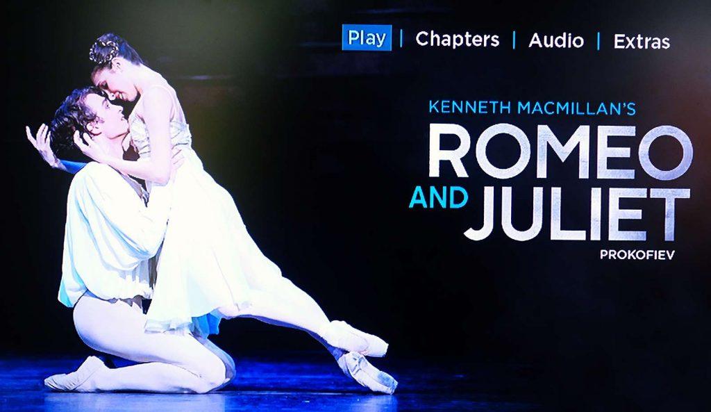 """Romeo and Juliet"" by MacMillan"