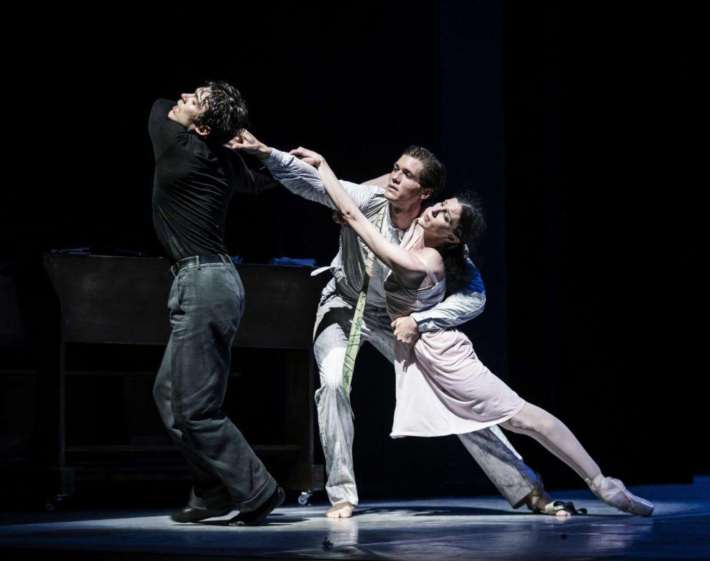 """""""Hamlet 21"""" von John Neumeier beim Hamburg Ballett"""