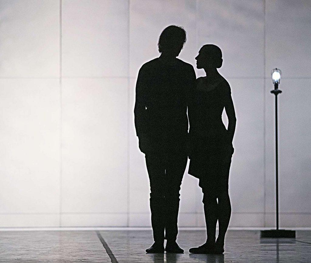 Die Nijinsky-Gala XLVI im Jahr 2021 beim Hamburg Ballett