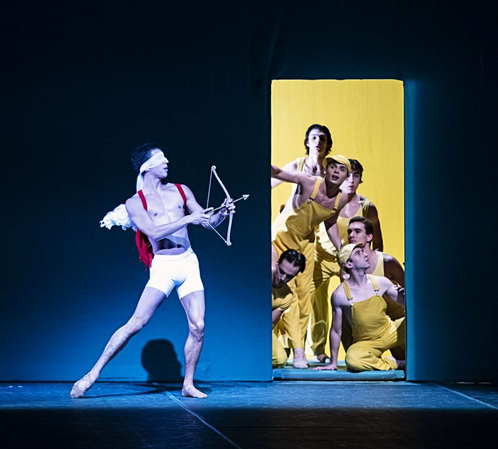 """""""Sylvia"""" spannt den Bogen im Ballett von John Neumeier"""